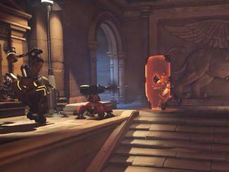 Overwatch Deathmatch Map Petra