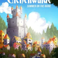 Overwatch Eichenwalde Travel Poster