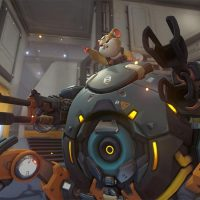 Overwatch Hammond Wrecking Ball