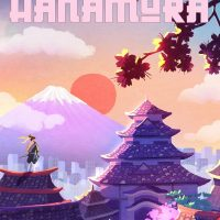 Overwatch Hanamura Travel Poster