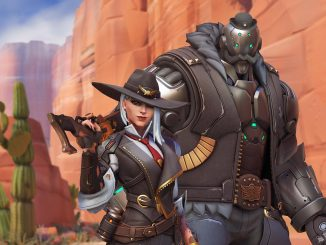 Overwatch Hero Ashe