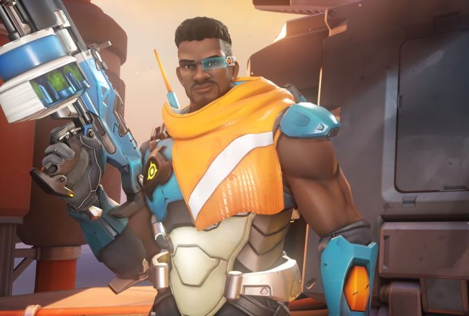 Overwatch Hero Baptiste