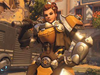 Overwatch Hero: Brigitte