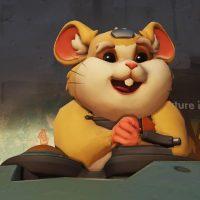 Overwatch Hero Hammond