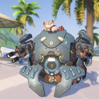 Overwatch Hero Hammond Wrecking Ball