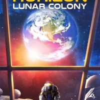 Overwatch Horizon Lunar Colony Travel Poster