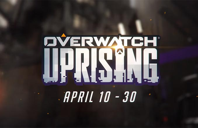 Overwatch King's Row Uprising