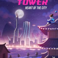 Overwatch LijiangTower Travel Poster