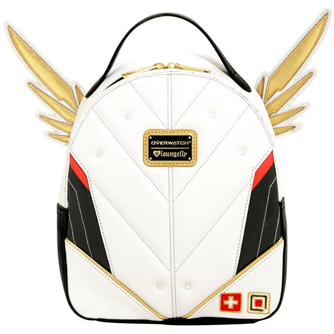 Overwatch Mercy Mini Backpack Comic-Con Exclusive