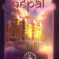 Overwatch Nepal Travel Poster