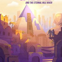 Overwatch Temple of Anubis Travel Poster