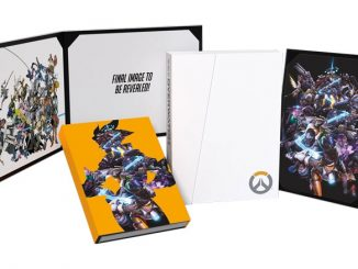 Overwatch The Art of Overwatch Limited Edition Hardcover