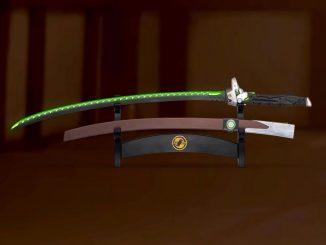Overwatch Ultimate Genji Sword