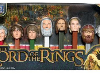 PEZ Lord of the Rings Collectors Set