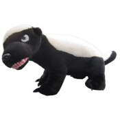 PG Rated Honey Badger Small Talking Plush