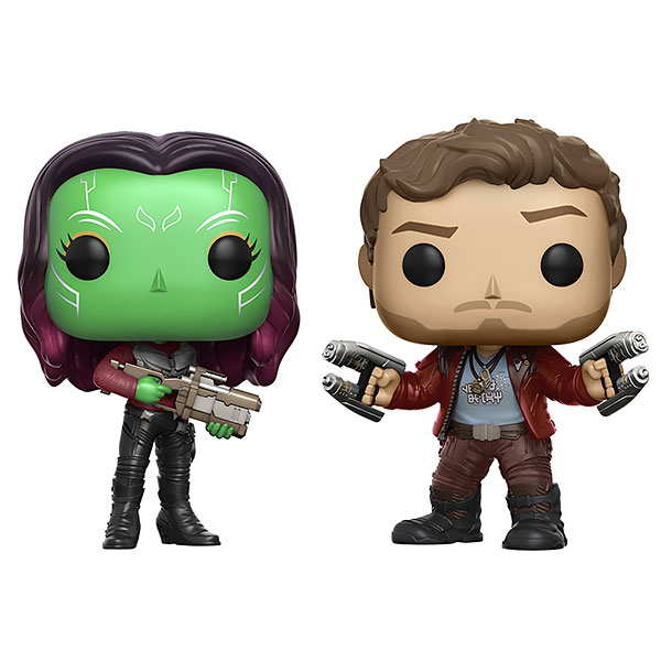 Pop Guardians Of The Galaxy 2 Vinyl Figures
