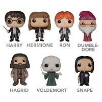 POP Harry Potter Vinyl