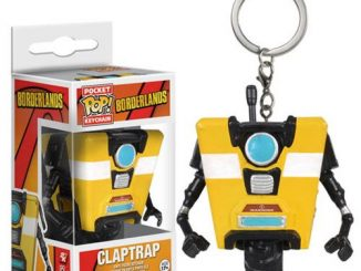 POP Keychain Borderlands - Claptrap