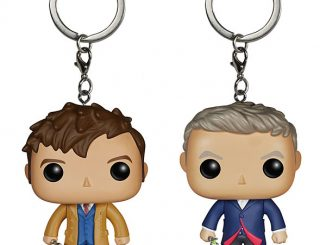 POP Keychain Doctor Who