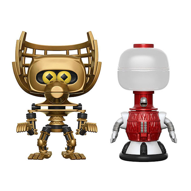 POP Mystery Science Theater 3000 Vinyl Figures