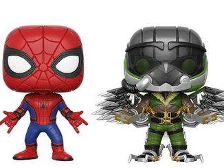 POP Spider-Man Homecoming Vinyl Figures
