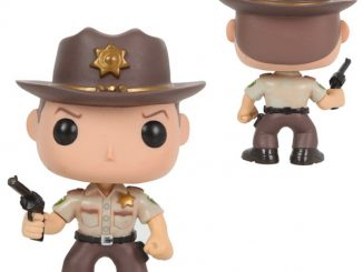 POP Television! The Walking Dead Rick Grimes