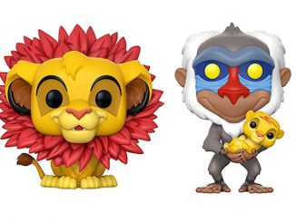 POP The Lion King Vinyl Figures