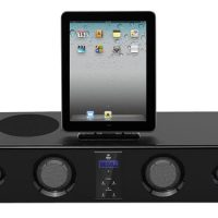 PSBM60I iOS Sound Bar Docking System