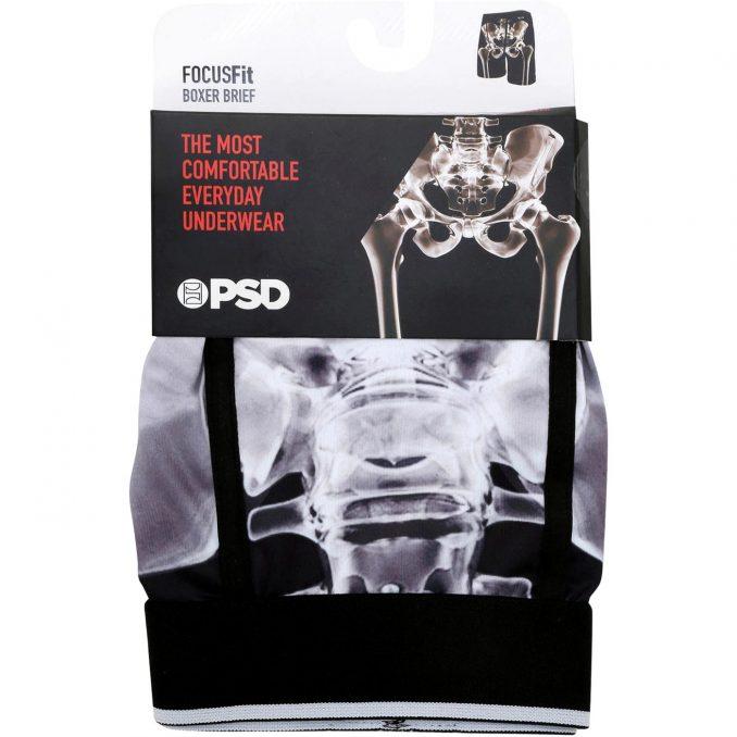 PSD X-Ray Skeleton Boxer Briefs