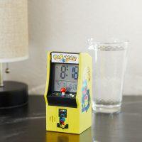Pac-Man Arcade Cabinet Alarm Clock
