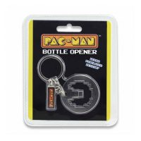 Pac-Man Bottle Opener Key Chain