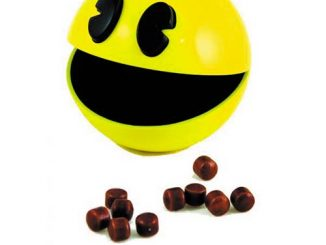Pac-Man Candy Dispenser