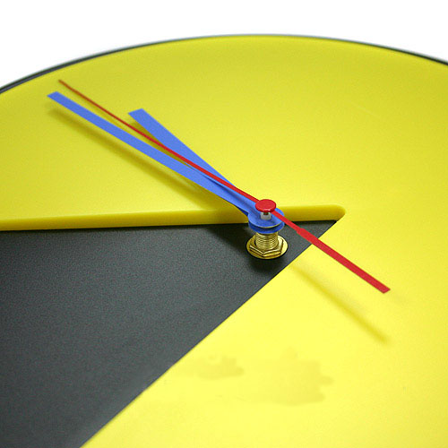 Pac-Man Clock