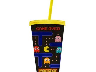 Pac-Man Game Over Screen 16 oz. Acrylic Travel Cup