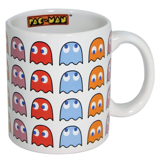 Pac Man Ghost Coffee Mug