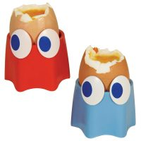 Pac Man Ghost Egg Cups