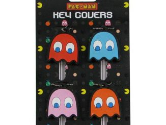 Pac-Man Ghost Key Cover 4-Pack