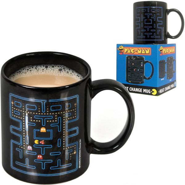 Pac Man Heat Changing Mug