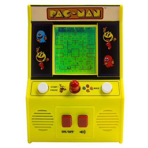 pacman mini arcade machine