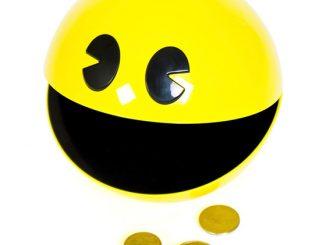 Pac-Man Moneybox