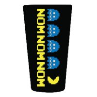 Pac-Man Nom 16 oz. Pint Glass