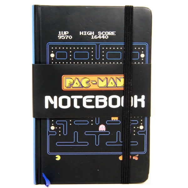 Pac Man Notebook