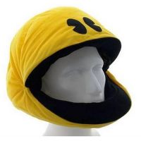 Pac-Man Plush Mask