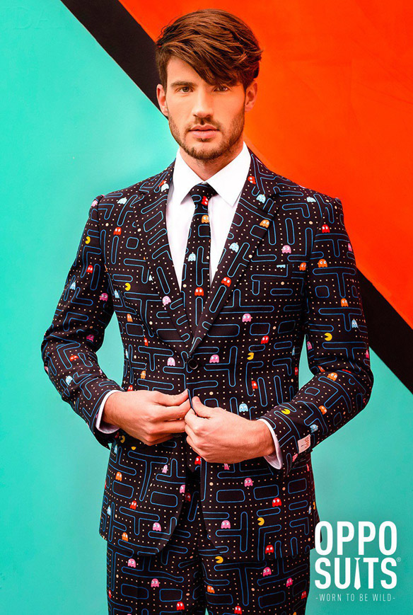 Pac-Man Suit