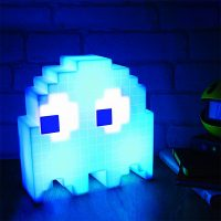 Pac-Man USB Ghost Lamp