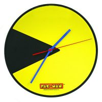 Pac-Man Wall Clock