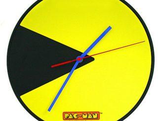 Pac-Man Wall Clock