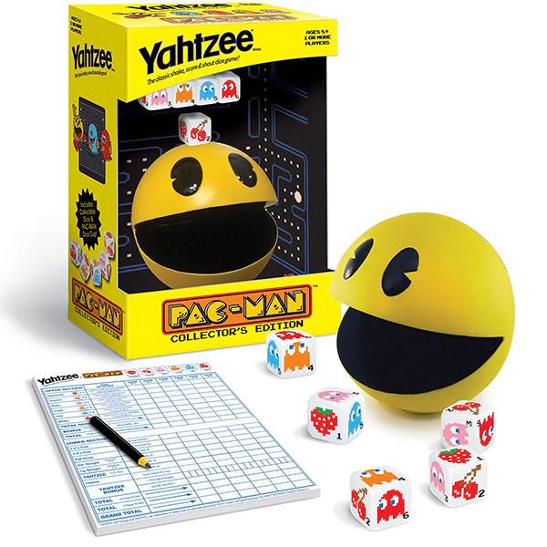 PacMan Collectors Edition Yahtzee