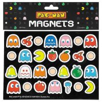 Pac Man and Ghost Magnets
