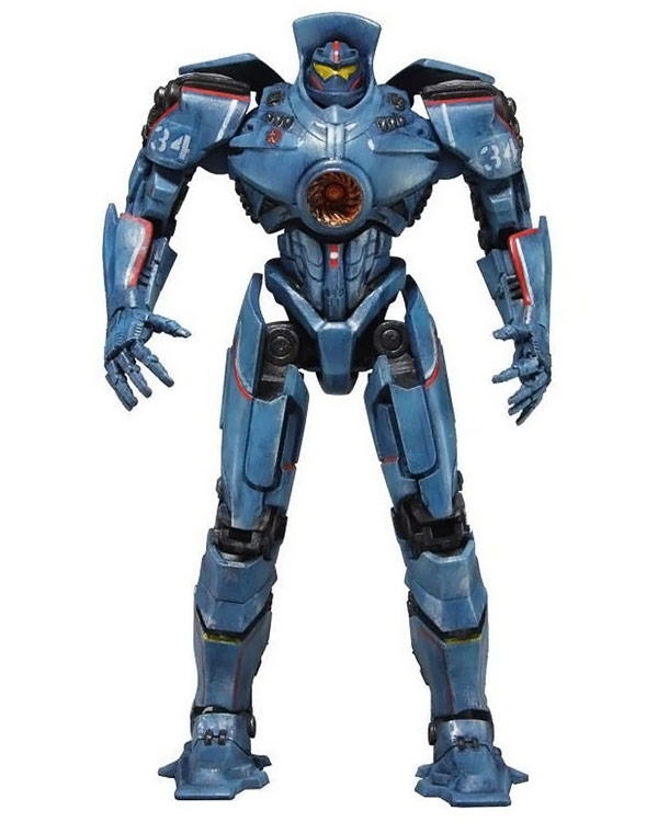 Pacific Rim Gipsy Danger Action Figure